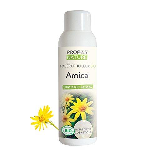 Aceite Vegetal Arnica bio-100ml
