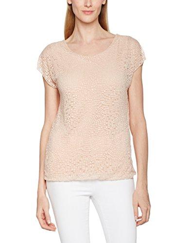 Cartoon Damen T-Shirt Rosa (Pearl Blush 4004)
