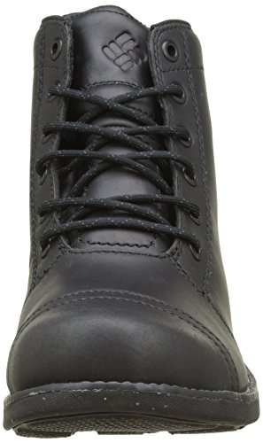 Columbia Herren Irvington 6 LTR Boot WP Chukka Schwarz (Black, Charcoal)