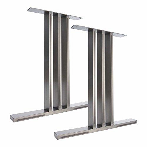 Das I-Beam-Design: Ersatz-Tisch & Bank-Untersätze