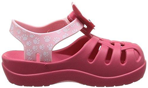 Ipanema Summer, Tongs bébé fille Noir (21721/Pink/Pink)