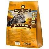 Wolfsblut Jack Rabbit ADULT Trockenfutter für Hunde mit Kaninchen und Gemüse - 2 kg