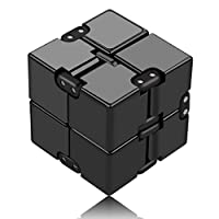 What is infinity cube? It is a magic toy that you must play and turn it in your hand then you can feel its endless fun. What can this tiny magic cube do for you? Relieves your anxiety and stress from anything Decompression reducer  Therapeutic for pe...