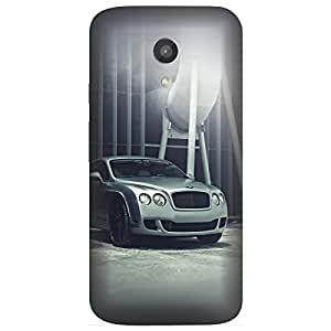 Koolbug Aston Martin Hard Polycarbonate Designer Back Case Cover For Meizu M2