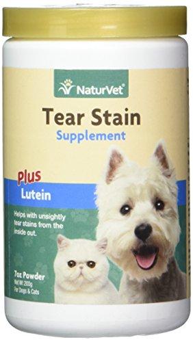 Artikelbild: Naturvet Tränenfleckentfernung Alle Natürlichen Pulverzusatz, Hund, Katze 200 G