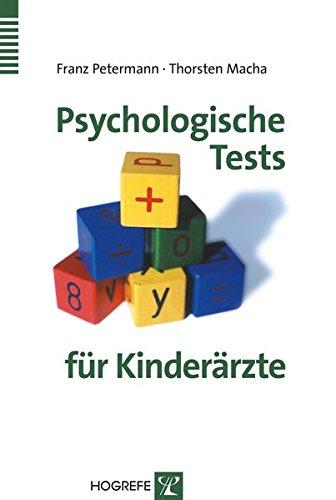 Psychologische Tests für Kinderärzte
