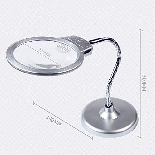 Zoom IMG-1 lenti d ingrandimento specchio ingranditore