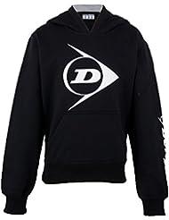 Dunlop Promo Sweater à capuche Kids Noir Taille 176