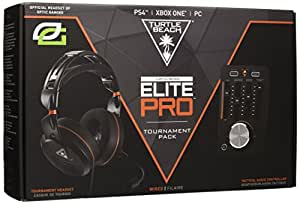 Elite Pro Tournament Gaming Headset and TAC Bundle - PS4, Xbox One and PC