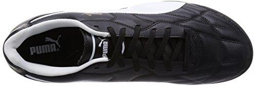 Puma white Classico Gold 01 puma Calcio Nero Da Uomo Scarpe Tt black wq4xpOq8I