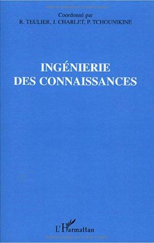 Ingénierie des connaissances (1Cédérom)