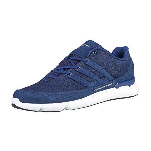 adidas - Ecrunning - BB5529 - Couleur: Blanc-Bleu-Noir - Pointure: 45.3