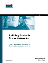 Building Scalable Cisco Networks: Prepare for CCNP and CCDP Certification with the Official Cisco BSCN Coursbook by Catherine Paquet (2000-01-15)