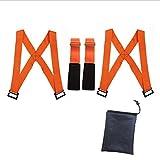 Moving Strap Lifting Und Mobile Straps Mobiles 2-Personen-System Kann Möbel Elektrische Matratzen Oder Schwere Gegenstände Leicht Tragen,Yellow