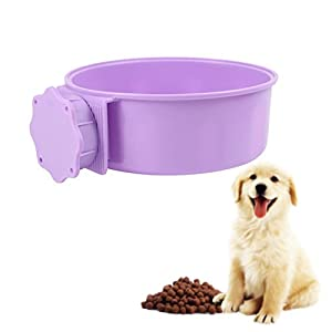 L-Vestmon-Pet-Dog-Hanging-Food-Water-Bowl-Simple-Style-Pet-Hanging-Bowl-Food-grade-PP-Dog-Bowl-Food-Bowl 41E8Wr 2qFL