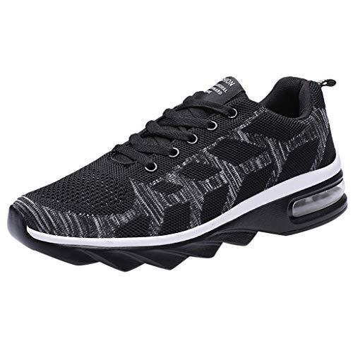 Scarpe da Corsa Hip-Hop da Donna Luminose Sneakers Moda Uomo Scarpe da Ginnastica indossabili Antiscivolo Sneakers Traspiranti smorzate Sneaker Leggera Scarpe da Corsa su Strada