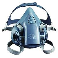 3M 7502 Yarım Yüz Maske, Mavi