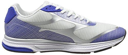 Champion Low Cut Shoe Envy, Chaussures de course homme Blanc - Weiß (White 6)
