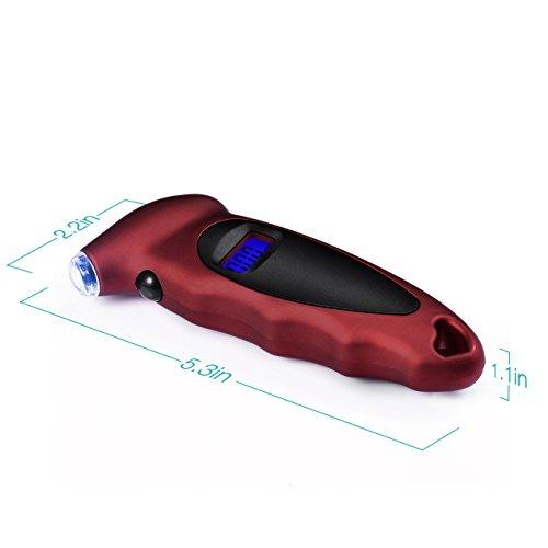 Manometro-Pneumatico-Digitale-OMorc-con-4-Impostazioni-100PSI-Ampio-Range-di-Misura-Schermo-Retroilluminato-a-Blu-LED-Durata-della-Batteria-per-Auto-Camion-Moto-e-Biciclette