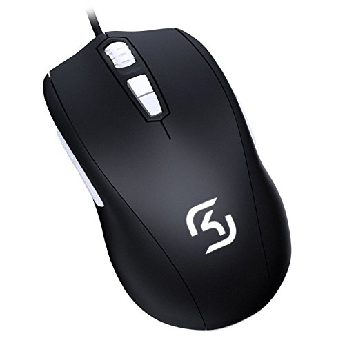 MIONIX SARGAS-450-SK Sargas 450 SK Microfiber Gaming Surface Mouse - (Mice & Pointing Devices Mou SK Team Edition 7000 DPI Optischer Sensor