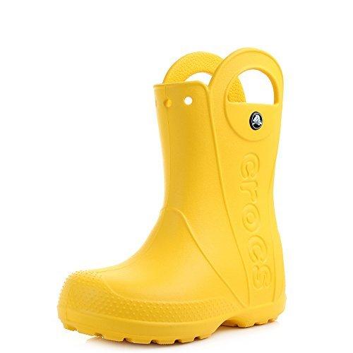 Crocs - Handle IT Rain - Yellow, Dimensione:EU 25-26