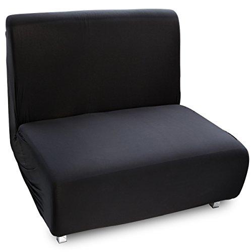Fundas de Mueble para sofás Cama Clic-Clac Brazos de Madera Funda ...