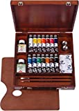 VAN GOGH OIL COLOUR ARTISTS' WOODEN BOX INSPIRATION