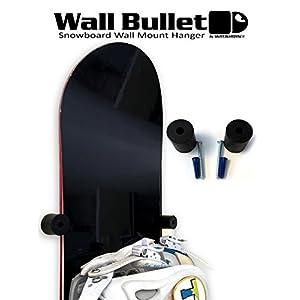 Wand Bullet Snowboard-Wandhalterung Display Aufhänger Rack