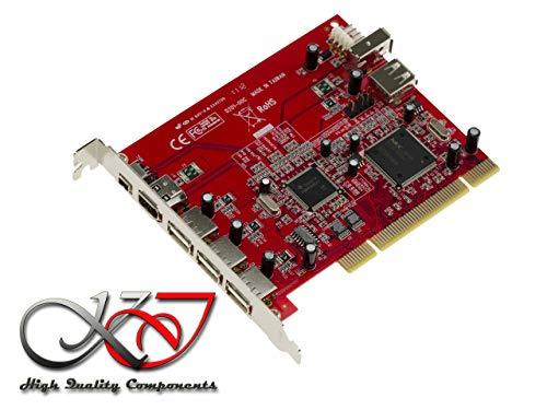KALEA INFORMATIQUE - Tarjeta controladora PCI Firewire