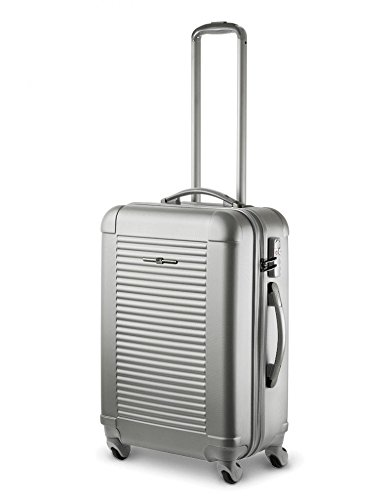 "TROLLEY ""L 101 PC"" GRANDE COLORE SILVER 421301 RONCATO CIAK"