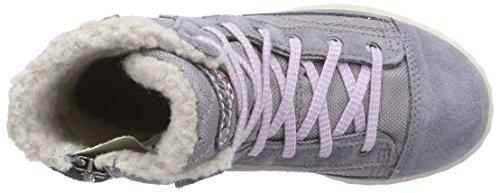 Viking ZIP GTX Unisex Kinder Kurzschaft Stiefel & Stiefeletten Grau (Grey/Pink 309)