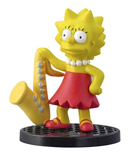 Simpsons The Lisa - Figura de acción de PVC de 2,75 Pulgadas 1