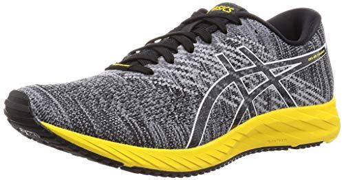 ASICS Gel-DS Trainer 24, Scarpe da Running Uomo, Nero (Black/Tai/Chai Yellow 003), 45 EU