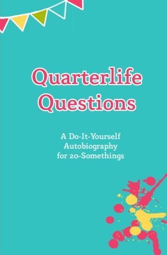 08 Shirt (Quarterlife Questions: A Do-It-Yourself Autobiography for 20-Somethings by Lil Miss Red T-Shirt (2012-10-08))