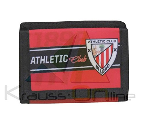 Athletic Club de Bilbao 2018 Porte-monnaie, 13 cm, Multicolore