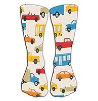 Nos chaussettes hautes sont en coton polyester, d'une longueur de 50 cm, peuvent être étirées jusqu'aux genoux. L'encre d'imprimerie est un environnement sans odeur odorante qui ne nuit pas à la santé. Vous permet de rester à la mode et élégant avec ...