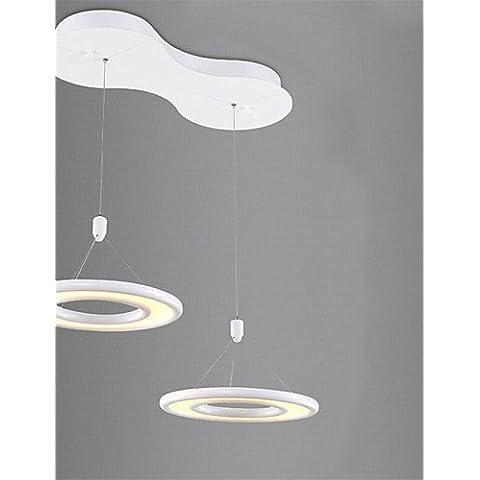 Max 21W LED contemporanee articolo di correzione in metallo luci pendente Soggiorno / Camera da letto / sala da pranzo / cucina / sala di studio/ufficio / ,