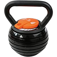 Sveltus Kettlebell à Charge Variable