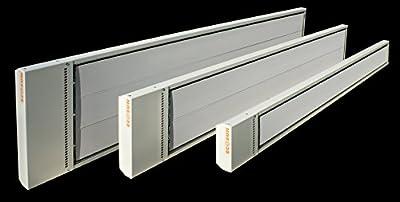 3600 W Infrarotheizung Hochtemperatur Infrarot-hochleistungspaneele Weiß Strahler Industrieheizung von Fenix Group - Heatel B.V. auf Heizstrahler Onlineshop