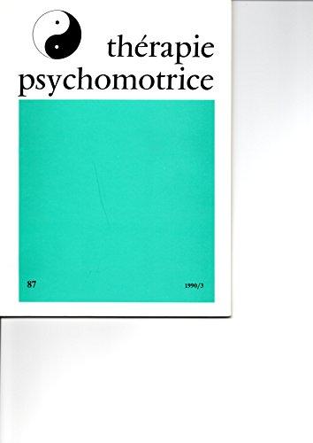 Thérapie Psychomotrice N°87