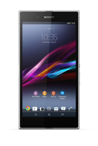 Sony Xperia Z Ultra Smartphone (16,3 cm (6,4 Zoll) Full-HD-TRILUMINOS-Display...
