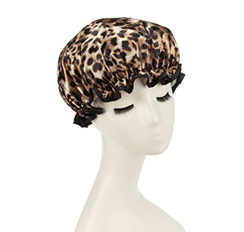 Shirley Commerce Gorro impermeable doble capa mujer
