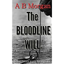 The Bloodline Will (Second Chance Investigations)