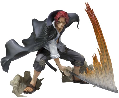 Figuarts ZERO One Piece Shanks -BattleVer-