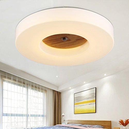 96+ [ Wohnzimmer Lampe Aus Holz ] - Kamela Led Feste Holz Lampe