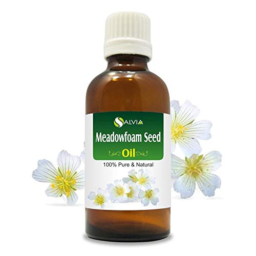 Meadowfoam Seed Oil (Limnanthes alba) 100% Natural Pure Undiluted Uncut Carrier Oil 15ml - Alba Massage-Öl