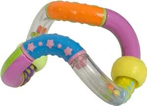 Ring Rassel, mit beweglichen Elementen, Baby erstes Rassel