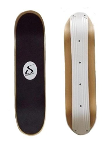 lucky-bums-snow-skate-slope-deck-90cm-snowboard-by-lucky-bums