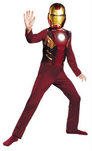 egenheiten DG43615K Iron Man Mark 7 Basic-Avengers (Avengers Iron Man Mark 7 Kostüm)