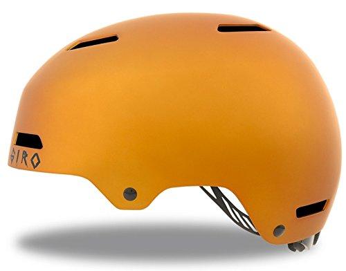 Giro Quarter FS BMX Dirt Fahrrad Helm braun 2018: Größe: S (51-55cm)